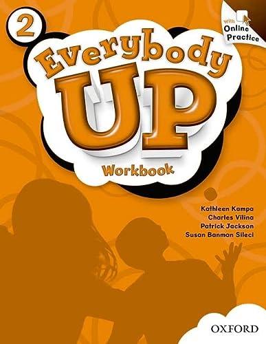 9780194105545: Everybody Up: 2: Workbook with Online Practice