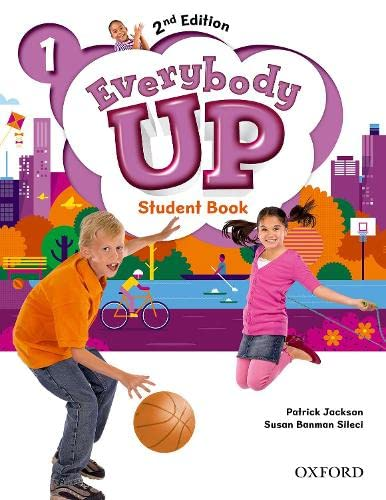 9780194105897: Everybody Up: Level 1: Student Book: Linking your classroom to the wider world