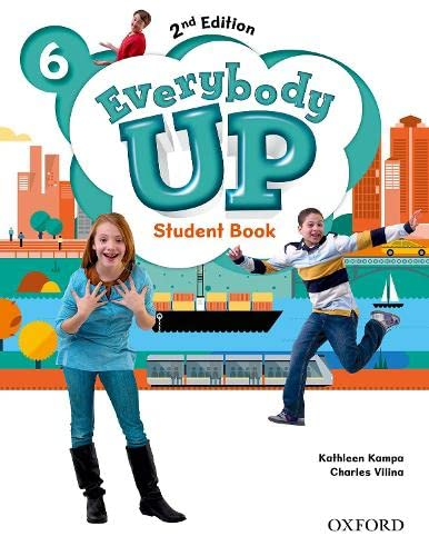 9780194105941: Everybody Up: Level 6: Student Book: Linking your classroom to the wider world
