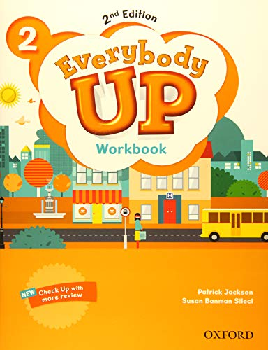 9780194106115: Everybody Up: Level 2: Workbook: Linking your classroom to the wider world