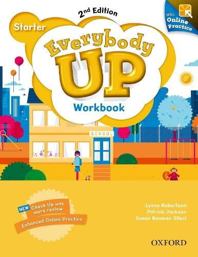 9780194106375: Everybody Up: Starter Level: Workbook with Online Practice: Linking your classroom to the wider world