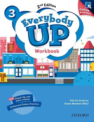 9780194106405: Everybody Up! 2nd Edition 3. Workbook with Online Practice
