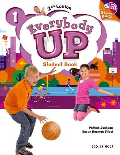 9780194107068: Everybody Up! 2nd Edition 1. Student's Book with CD Pack: Linking your classroom to the wider world
