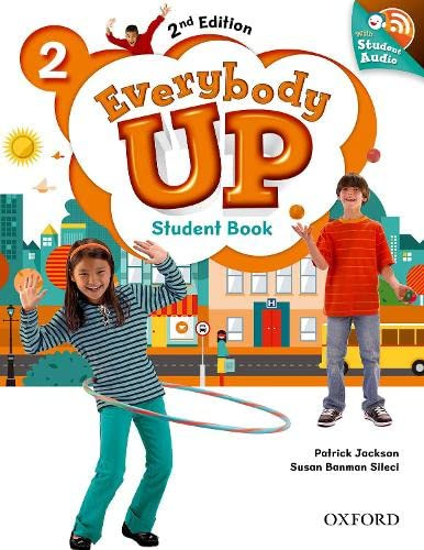 9780194107075: Everybody Up: Level 2: Student Book with Audio CD Pack: Linking your classroom to the wider world