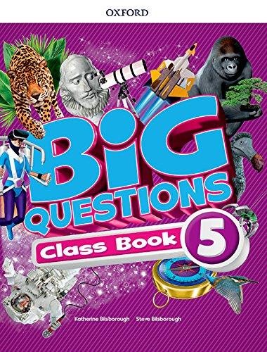 9780194107662: Big Questions 5. Class Book - 9780194107662
