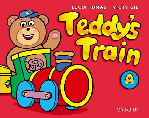 9780194112260: TEDDY'S TRAIN ACTIVITY BOOK A