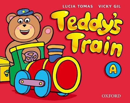9780194112260: Teddy's Train: Activity Book A