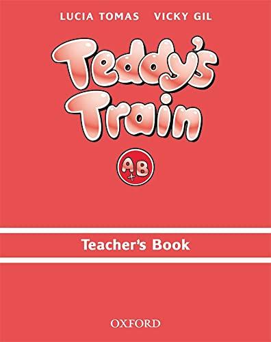 9780194112277: Teddy's Train A&B: Teacher's Book (Int): Teacher's Book (A & B)