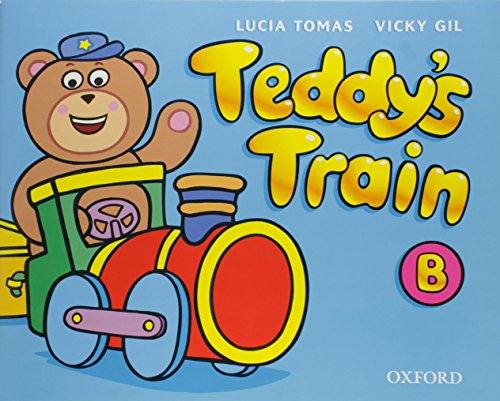 Teddy s Train: Activity Book B (Paperback): Lucia Tomas, Vicky