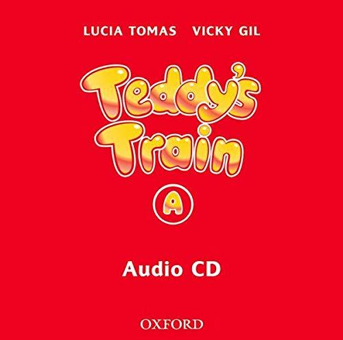 9780194112451: Teddy's Train: Audio CD A