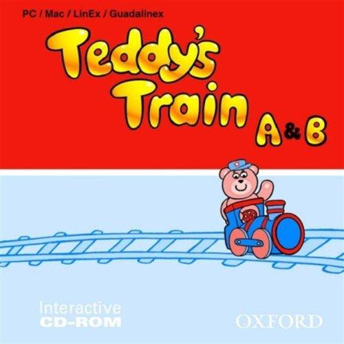 9780194112475: Teddy's Train CD-ROM: CD-ROM B Beginner level