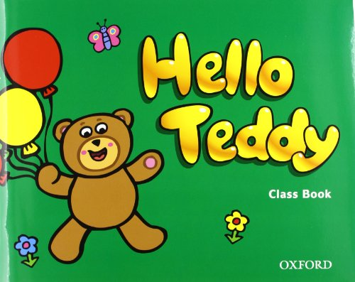 9780194112666: Hello Teddy Class Book + Audio CD