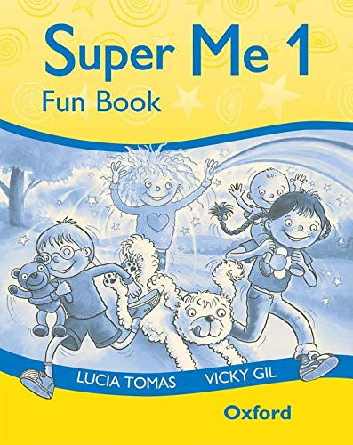 9780194118088: Super Me 1: Fun Book: Fun Book (Activities) Level 1