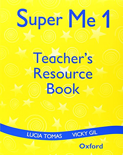 9780194118248: Super Me 1: Resource Pack English: Resource Pack - Teacher's Resource Book and Story Books 1A & 1B Level 1