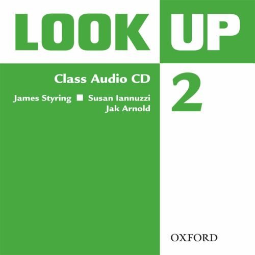 9780194123587: Look Up: Level 2: Class Audio CD: Confidence Up! Motivation Up! Results Up!