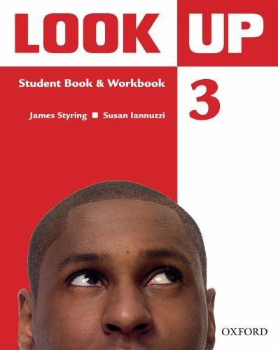 9780194123648: Look Up: Level 3: Student Book & Workbook with MultiROM: Confidence Up! Motivation Up! Results Up!