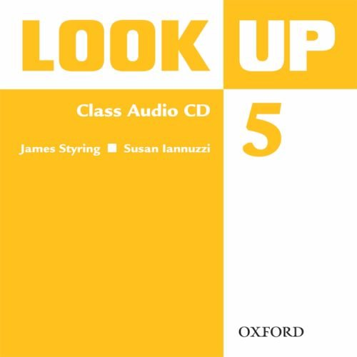 9780194123730: Look Up: Level 5: Class Audio CD: Confidence Up! Motivation Up! Results Up!