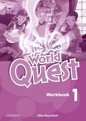 9780194125833: World Quest: 1: Workbook