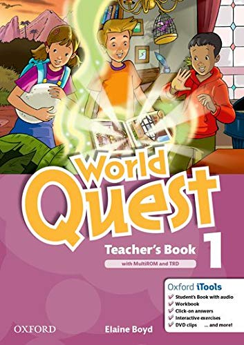 9780194125871: World Quest: 1: Teacher's Book Pack