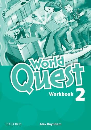 9780194125925: World Quest 2: Workbook