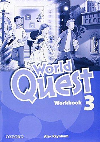 9780194126014: World Quest: 3: Workbook