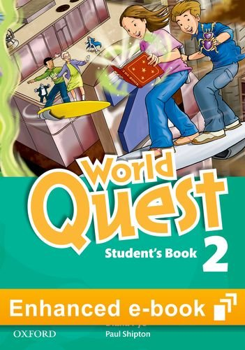 9780194126137: World Quest: Student's Book e-Book