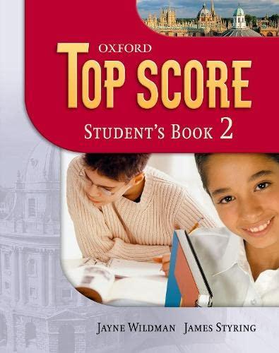 9780194129046: Top Score 2: Student's Book