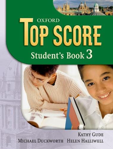 9780194129084: Top Score 3: Student's Book