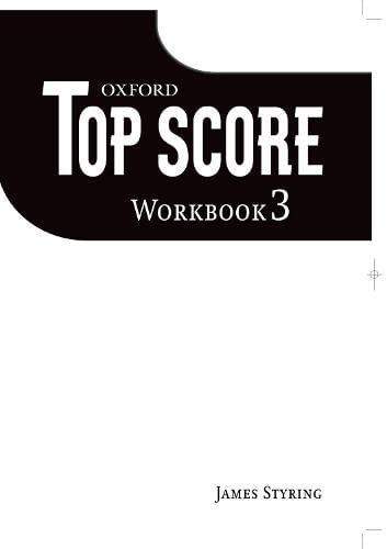 9780194129091: Top Score 3: Workbook