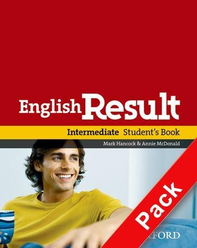 9780194129626: English result. Intermediate. Entry checker-Student's book-Workbook-Key. Con espansione online. Per le Scuole superiori. Con DVD. Con CD-ROM. Con Multi-ROM