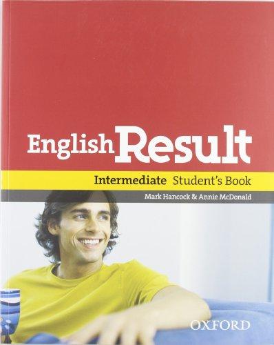 9780194129633: English result. Intermediate. Entry checker-Student's book-Workbook. Con espansione online. Per le Scuole superiori. Con DVD. Con CD-ROM. Con Multi-ROM