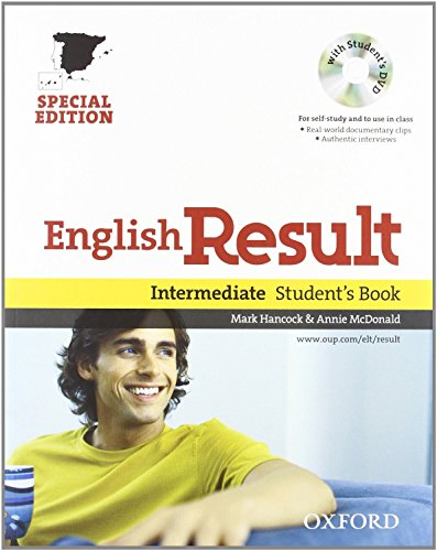 9780194129756: English Result Intermediate: Student's Book (ES) Edition 10