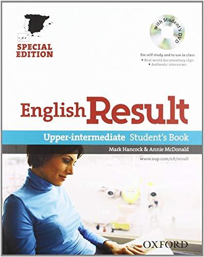 9780194129794: English Result Upper-Intermediate Student's Book (ES) ED 10