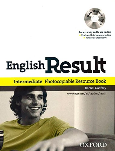 9780194130004: ENG RESULT INT PRB & DVD PACK ED 10 (English Result)