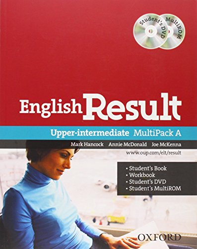 9780194130059: English Result: Upper Intermediate: Multipack A