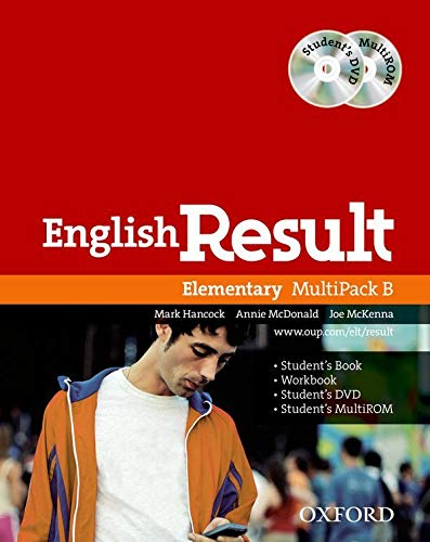 9780194130066: English Result: Elementary: Multipack B