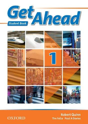 9780194131025: Get Ahead: Level 1: Student Book: Get Ahead: Level 1: Student Book 1