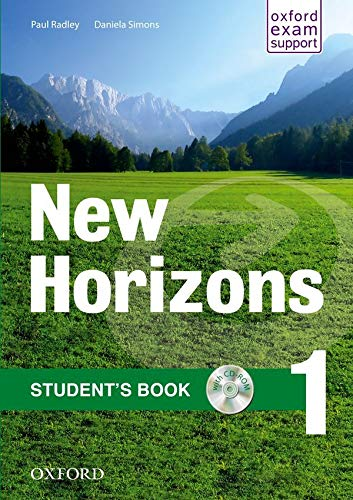 9780194134330: New Horizons: 1: Student's Book Pack
