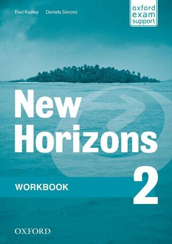9780194134408: New Horizons: 2: Workbook