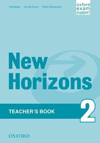 9780194134446: New Horizons: 2: Teacher's Book