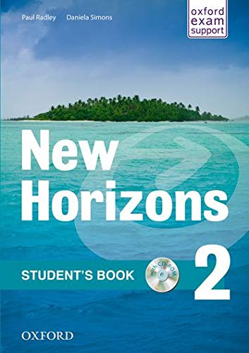 9780194134460: New Horizons: 2: Student's Book Pack