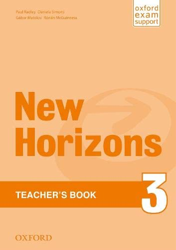 9780194134569: New Horizons: 3: Teacher's Book