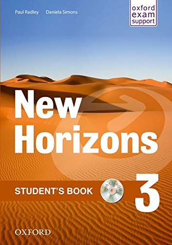 9780194134583: New Horizons: 3 Student's Book Pack