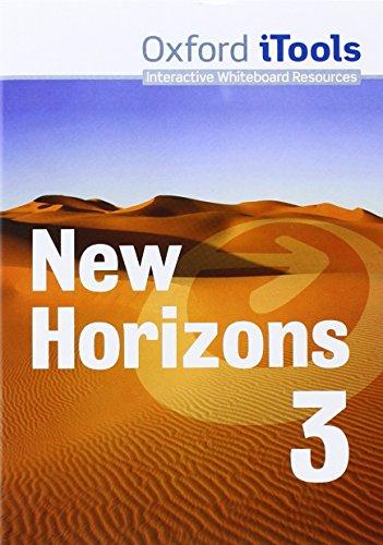 9780194134613: New Horizons: 3: iTools