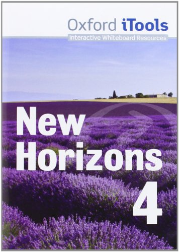 9780194134736: New Horizons 4: iTools CD-ROM