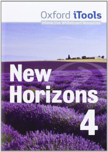 9780194134736: New Horizons: 4: iTools