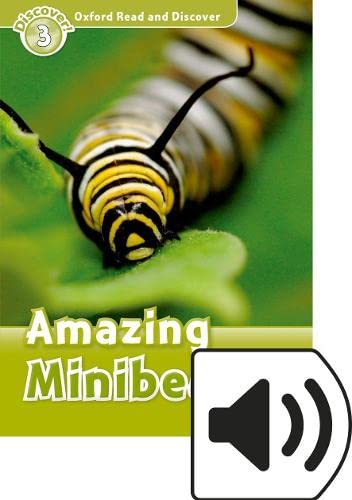 9780194140744: Oxford Read & Discover 3 Amazing Minibeasts MP3 Audio (Lmtd+Perp)
