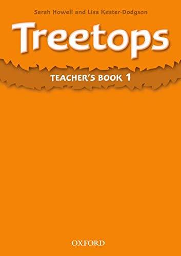 9780194150019: Treetops 1: Teacher's Book