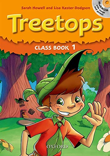 9780194150033: Treetops 1. Class Book Pack