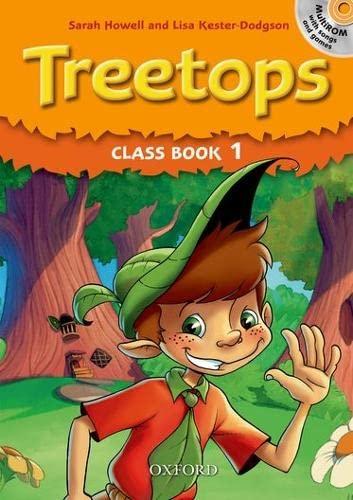 9780194150033: Treetops Class Book 1 (1CD audio)